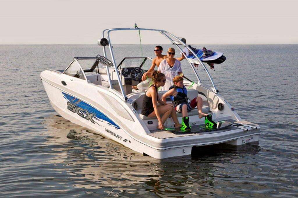 SCX 250 is one of our rental boats available from Port Adriano in Mallorca